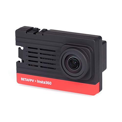 BETAFPV SMO 4K Camera FPV Action Camera with 4K HD Video Ultra Wide Angle FlowState Stabilization for FPV Drones Like Beta95X V3 3-4'' Ducted Quads 4-5'' Long-Range FPVs Fixed-Wing FPVs