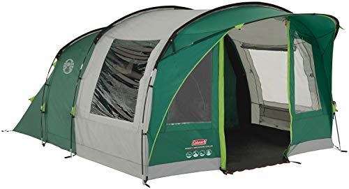 Coleman Tente Rocky Mountain 5 Plus, grande tente de camping avec 2...