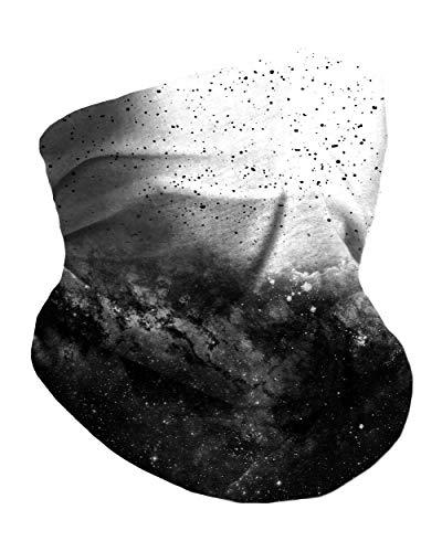 Into the AM Galaxy Splatter Neck Gaiter Face Scarf Mask Bandana Gator