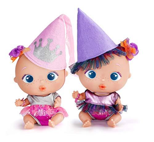 The Bellies - Ropita divertida, disfraz reversible Princesit
