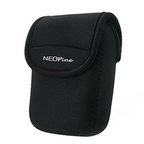 No1accessory QSL-UI-01 ブラック デジタルカメラケース Canon PowerShot G7X Mark II .SX720 .SX710.Nikon COOLPIX A .A900 .S9900 .S9900S. FUJIFILM X70 専用