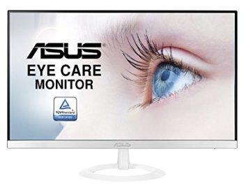 Asus VZ239H-W 23' Full HD 1080P IPS HDMI VGA Eye Care Monitor White