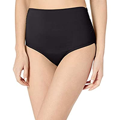 Can Be Worn as a High Waist Bottom or Foldover Fabric is Double Lined Flattering as a High Waist or Foldover Mix and Match with Any Swim Top The Anne Cole Collection was created for women of every age that flatter with effortless ease. Great for hang...