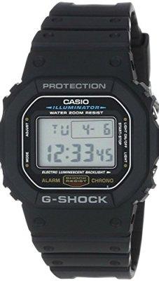 Casio DW5600E-1V G Shock - Digital-200M Wr - Classic