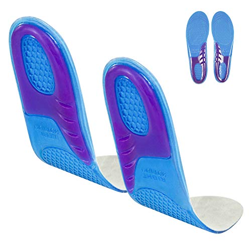 Envelop Gel Insoles - Shoe Inserts for Walking, Running, Hiking