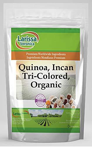 Quinoa, Incan Tri-Colored, Organic (8 oz, ZIN: 526576)