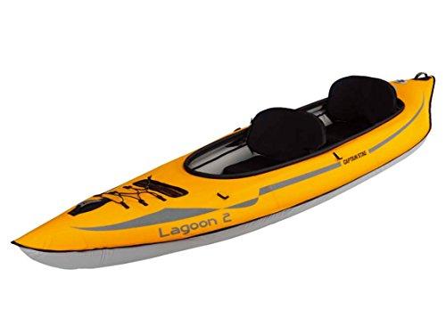 double kayak yellow