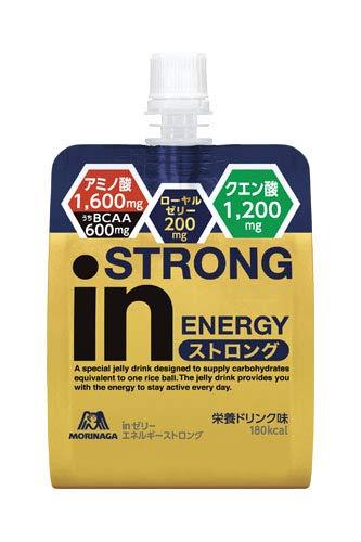 (ウイダー) weider INゼリーエネルギーストロング
