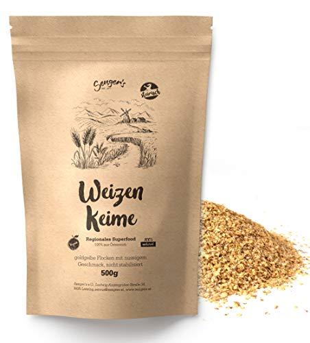 2,5 kg Weizenkeime frisch, roh, vegan, proteinreich Natur aus Österreich Superfood nicht erhitzt Rohkost-Qualität (5)