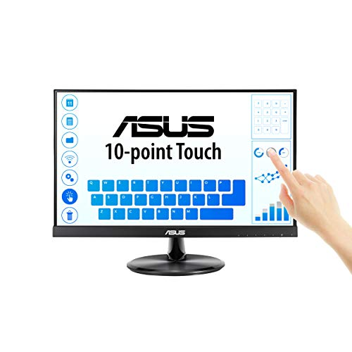 ASUS VT229H 21.5' Monitor 1080P IPS 10-Point Touch...