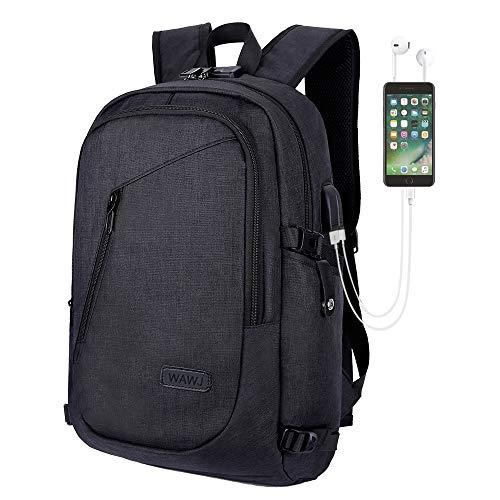 ビジネスリュック メンズ リュックサック大容量 防水 USB充電ポート 盗難防止 バックパック ボディバッグ ...