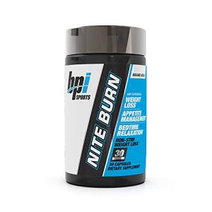 BPI Sports Nite burn – Fat Burner – Sleeping pill – Keto-Friendly – Weight Loss, Burn Fat, Relaxation, Boost Metabolism – 30 servings – 640mg 14 - My Weight Loss Today