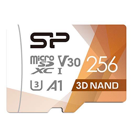 Silicon Power - Scheda di Memoria MicroSDXC UHS-3...