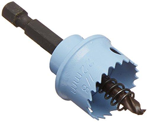 Bosch HTW78 7/8 In. Thin-wall Hole Saw , Blue