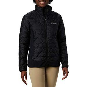 Columbia Women's Seneca Basin Hybrid Winter Jacket, Water repellent