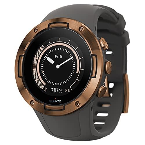 Suunto 5 Reloj Deportivo GPS Ligero y Compacto, Seguimiento 24/7...