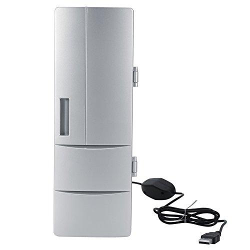 Mini Frigorifero USB,Frigorifero Portatile Bevande in Scatola e Refrigeratori per Birra Usato per...