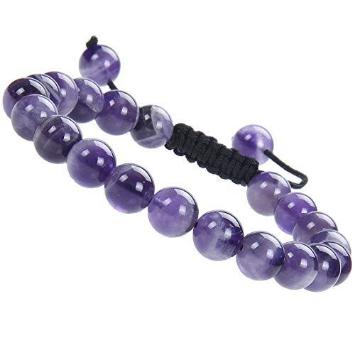 Massive Beads Natural Healing Power Gemstone Crystal Beads...