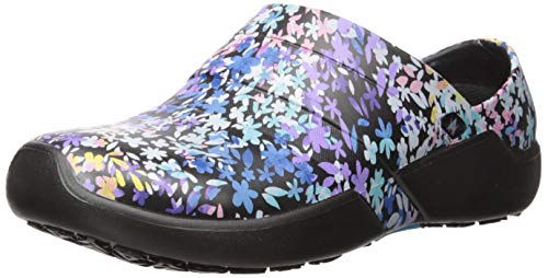 Anywear Women's Journey Health Care Professional Shoe, True Colors, 8.0 Medium US