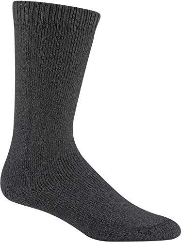 WIGWAM 40 Below Socks, Color: Charcoal, Size: Large