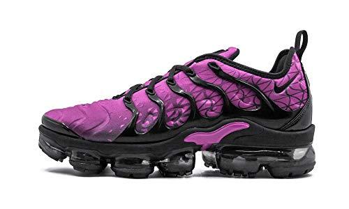 Nike Men's Air Vapormax Plus Active Fuchsia/Black Mesh Running Shoes 8.5 M US