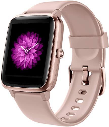 Smartwatch Mujer, Reloj Inteligente Mujer con Monitoreo del...