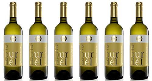 6 Bottiglie di  Burdl Trebbiano di Ravenna IGP leggermente frizzante