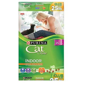 Purina Cat Chow Indoor Adult Dry Cat Food