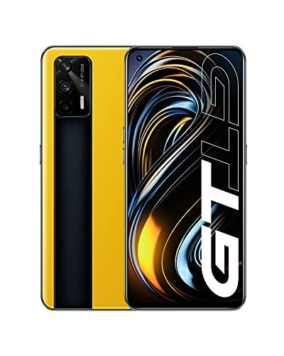 realme GT Smartphone Libre, Procesador Qualcomm Snapdragon 888...