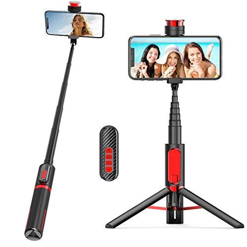 Babacom Perche Selfie Juste pour Android, 3 en 1 Trépied Smartphone,...