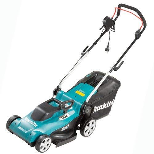Sansar Green Makita ELM3720 Electric Lawn Mower 37 cm 1400W