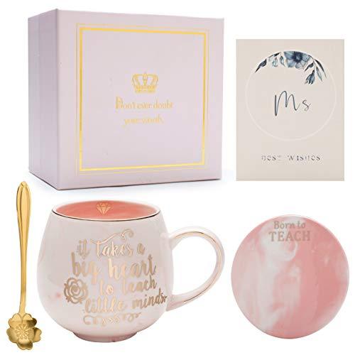 Oyiyou Teacher Gifts - Gifts for Teachers - Teacher Mug for...