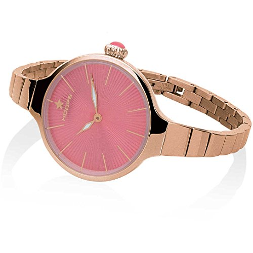 Orologio Donna Chrie Midi Rose Gold Fucsia 2584LC-RG07 - Hoops