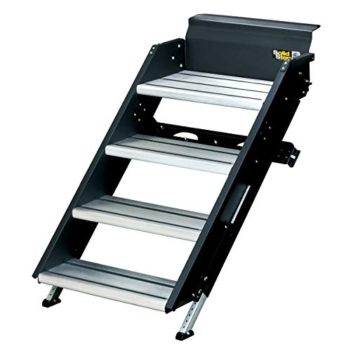 Lippert Components - 791574 Solid StepQuad Step for RV and...