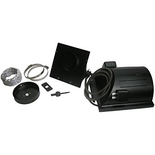 Akoma Heat-N-Breeze Dog House Heater and Fan Black...