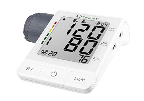 Medisana BU 530 Misuratore di Pressione Sanguigna Braccio Superiore, Senza Cavi, Visualizzazione...