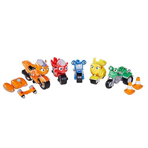 Ricky Zoom T20065 giocattolo
