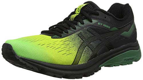 Asics Gt-1000 7 SP, Zapatillas de Entrenamiento para Hombre, Verde (Neon Lime/Black 300), 44 EU