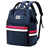 Zicac 15.6 Inch Stylish College School Backpack Laptop Backpack for Women Girls