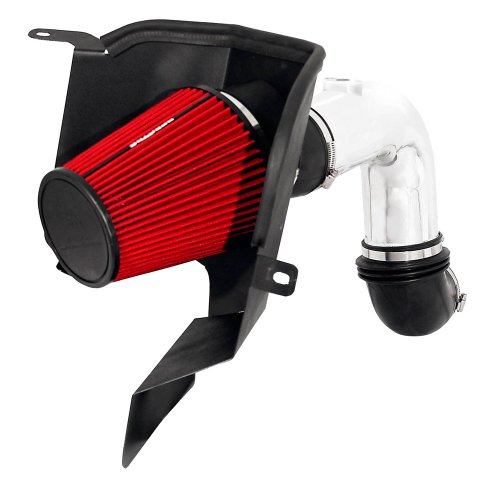 Spectre Performance Air Intake Kit: High Performance, Desgined to Increase Horsepower and Torque: 2003-2007 DODGE (Ram 2500, Ram 3500) SPE-9938,Red