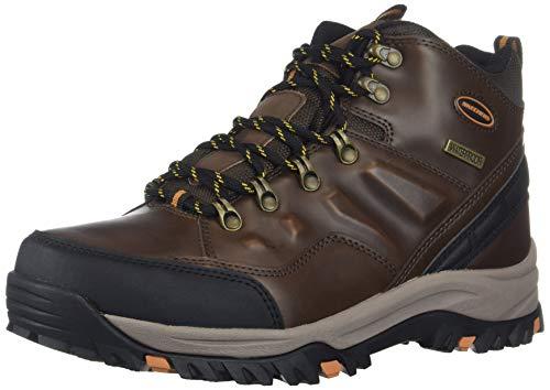 Skechers Relment Pelmo Waterproof Chukka Boots for Man