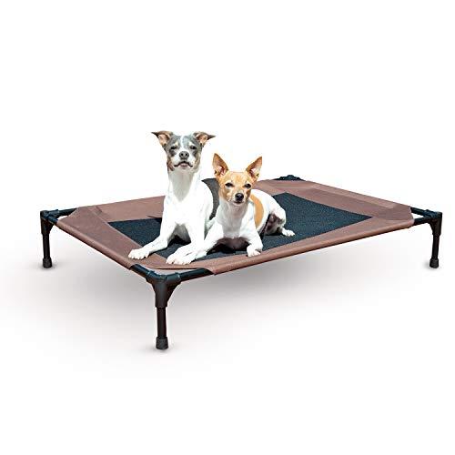 K&H Pet Products Original Pet Cot Elevated Dog Bed...