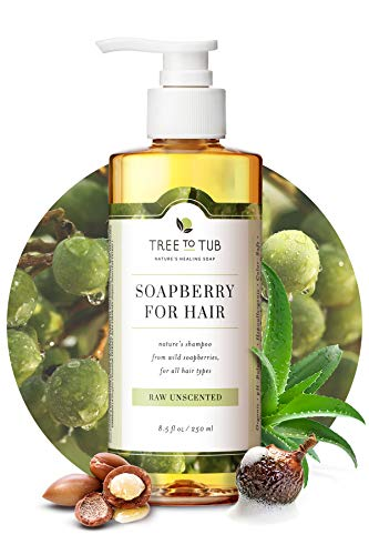 Fragrance Free Shampoo for Sensitive Skin by Tree...