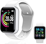 Smart Watch,Smart Watches with Blood Pressure,Blood Oxygen Monitor,Fitness Tracker with Heart Rate...
