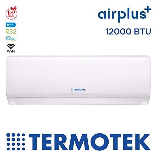 TERMOTEK AIRPLUS C12 - CLIMATIZZATORE 12000 BTU INVERTER A WIFI R32