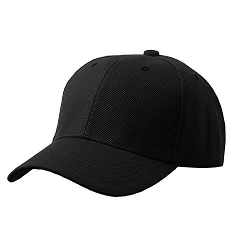 Yuson Girl Cappello Unisex del Cotone Berretto da Baseball delle Ragazze dei Ragazzi Snapback di Hip Hop Cappello Piatto, Cappello Uomo