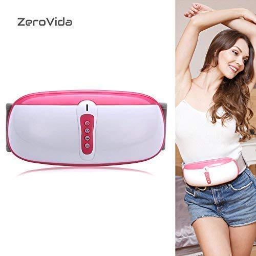 ZEROVIDA Intelligent Electric Massager for Back Body Sculpting Slimming Belt for Arms,Tummy, Legs,Hip, Thigh 4