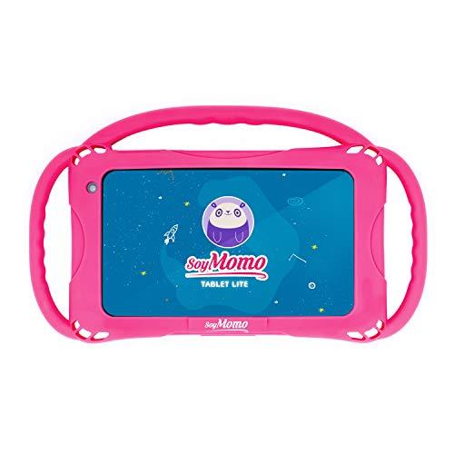 SoyMomo Tablet Lite - Tablet para niños 7 Pulgadas con Control...