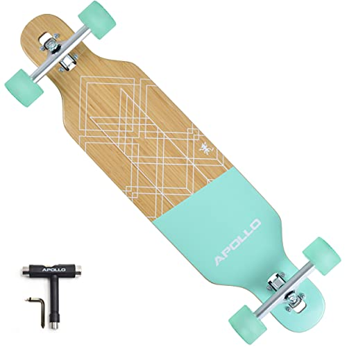APOLLO Longboard Skateboards - Premium Long Boards for Adults, Teens and Kids. Cruiser Long Board...