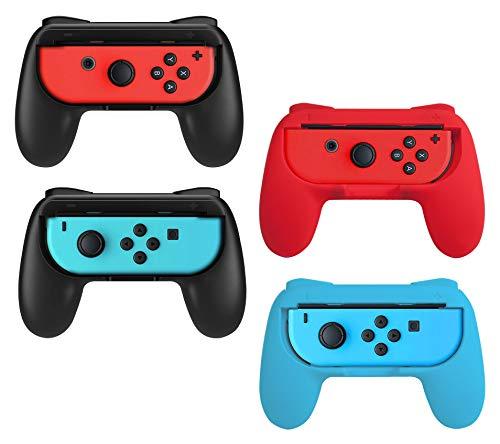 Beastron Joy con Grips compatibles con Nintendo Switch, Kit de Mango...